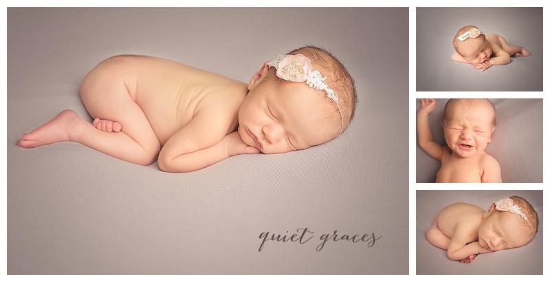 Natural Simpsonville SC Newborn Photography