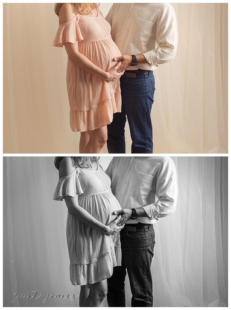 Studio Maternity pics Greenville SC
