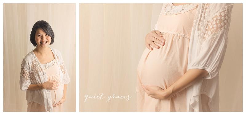 Studio Maternity Pictures Simpsonville SC