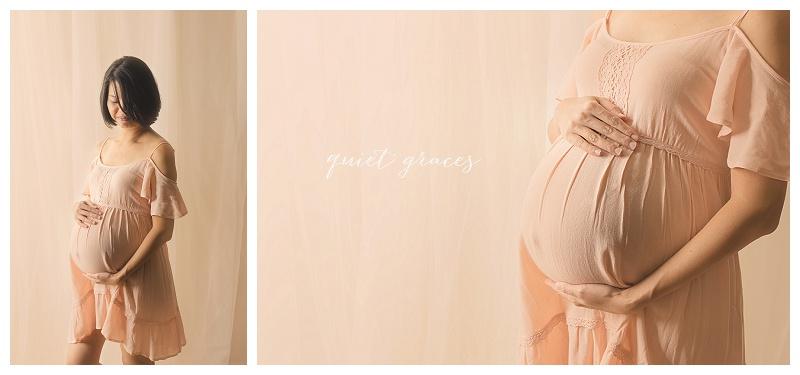 Studio Maternity Pictures Greenville SC