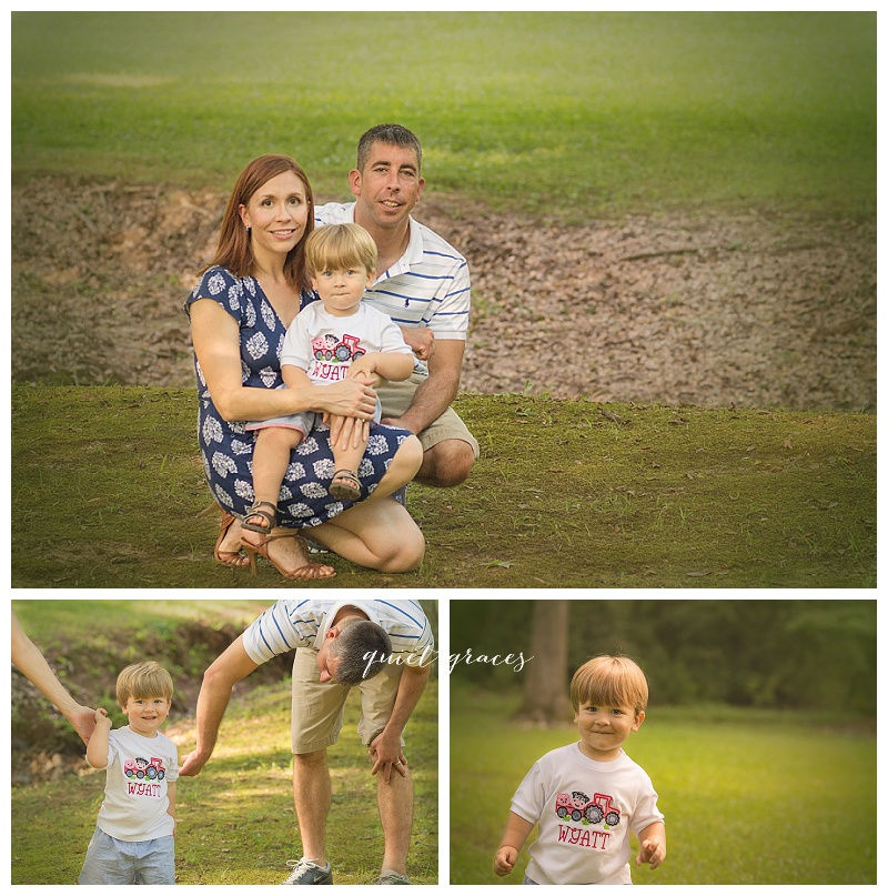 Toddler Family Photography Greenville SC