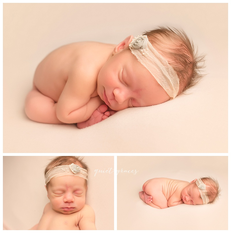 Neutral sweet baby girl pictures