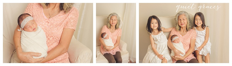 Newborn and Family Photography Greenville SC