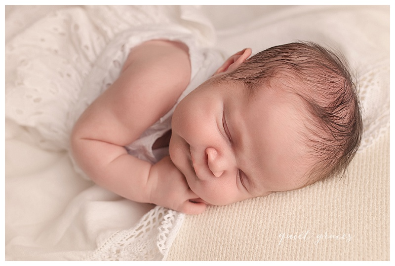 Petite Newborn Mini Session Greenville SC