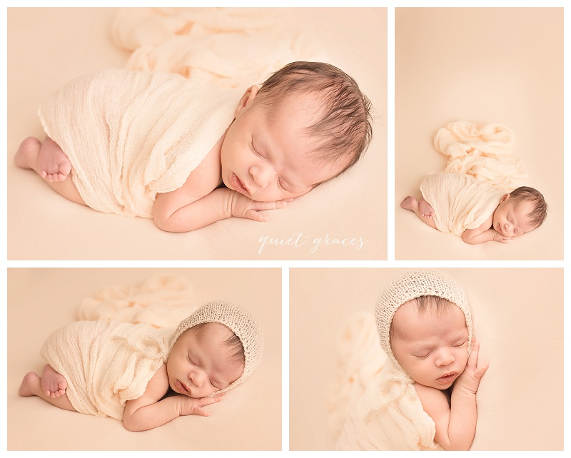 Baby Focused Newborn Photography