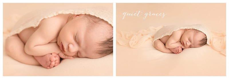 Curly Newborn Baby Pictures Greenville SC