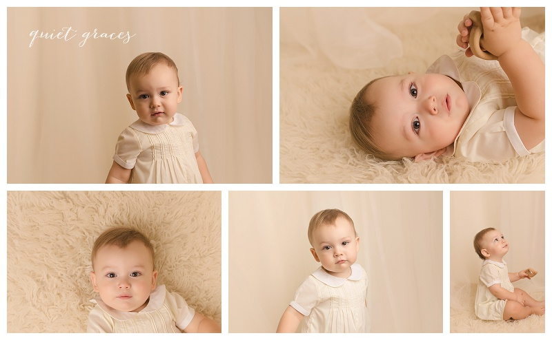 Natural Baby Mini Photo Sessions Greer SC