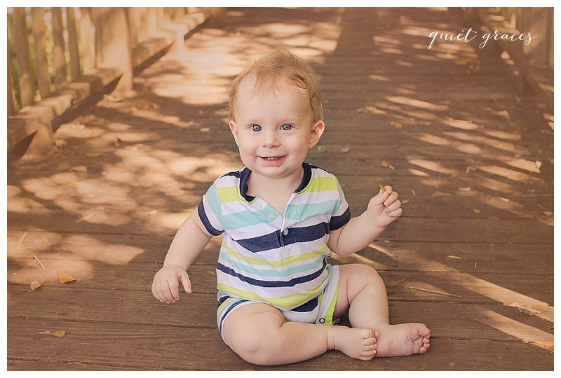 Six Month Baby Photographer Greenville SC