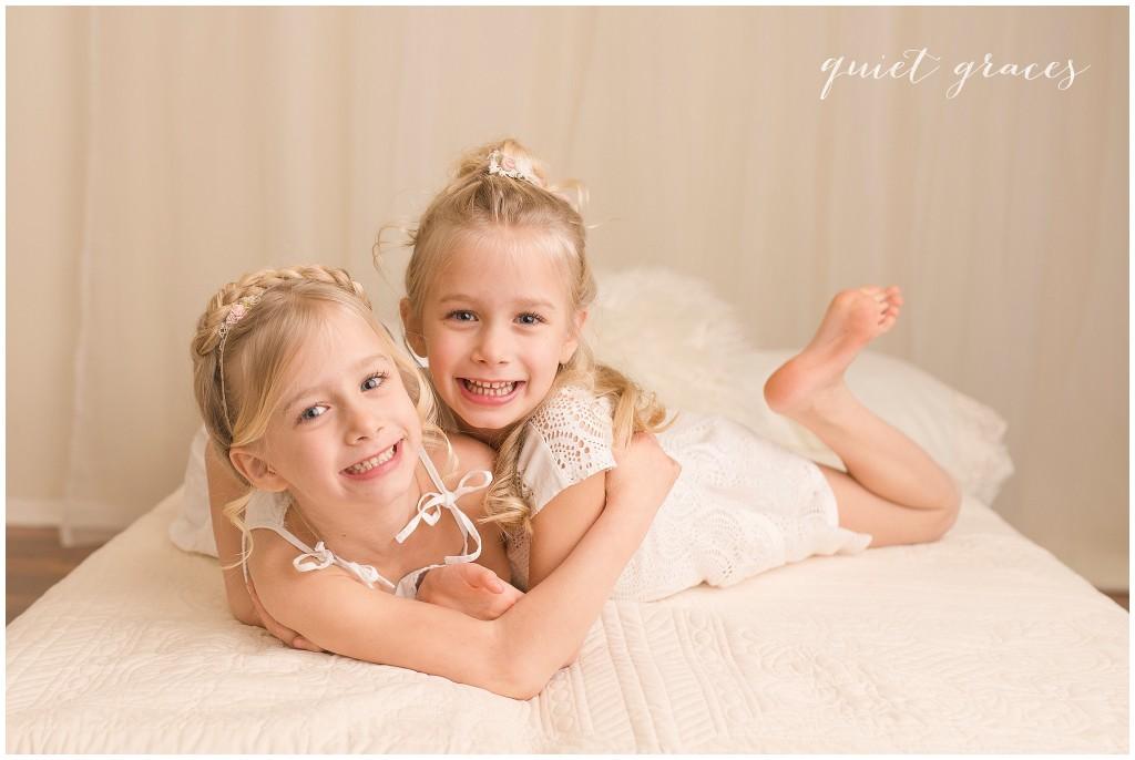 Greenville SC Studio Child Photography