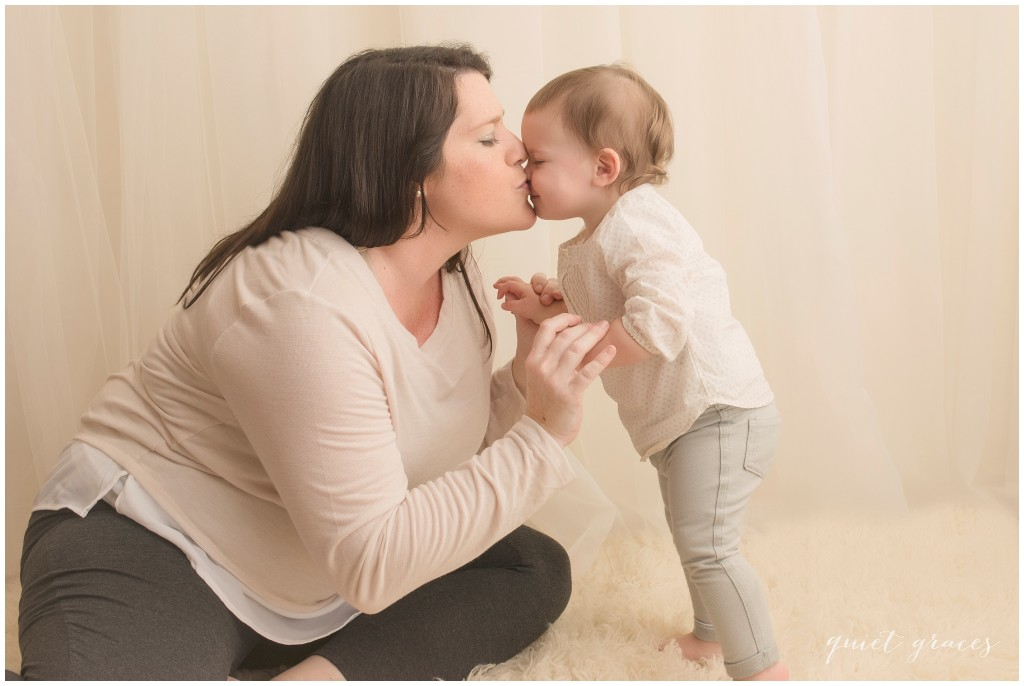 Two year old with Mama photography Greenville SC
