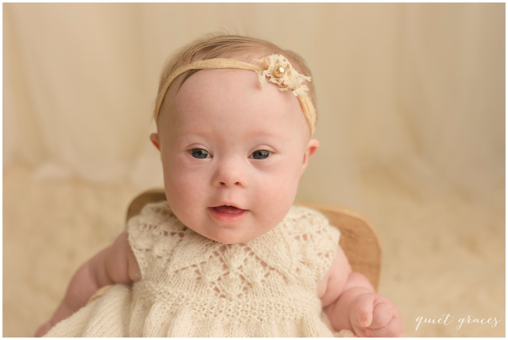 Six Month Baby Photos Simpsonville SC
