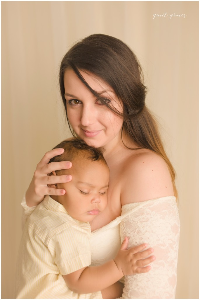 Mommy and Baby Photography Greenville SC