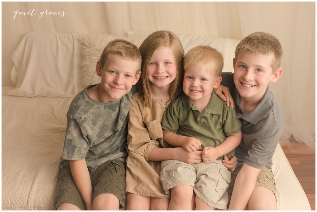 Sibling Studio Portrait Greenville SC