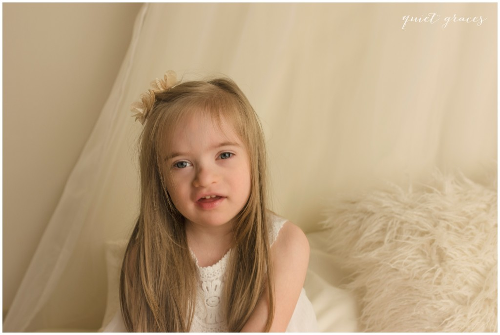 Greenville Down Syndrome and special needs photographer