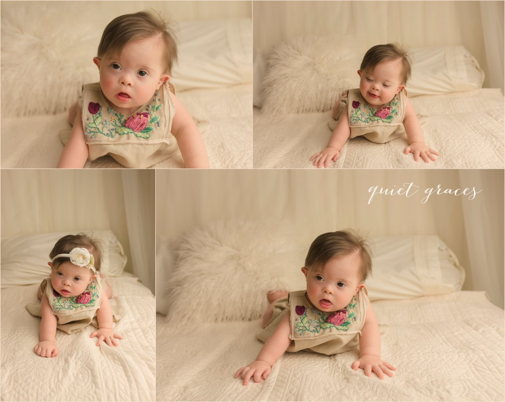 Down Syndrome Baby Photographer Greer SC