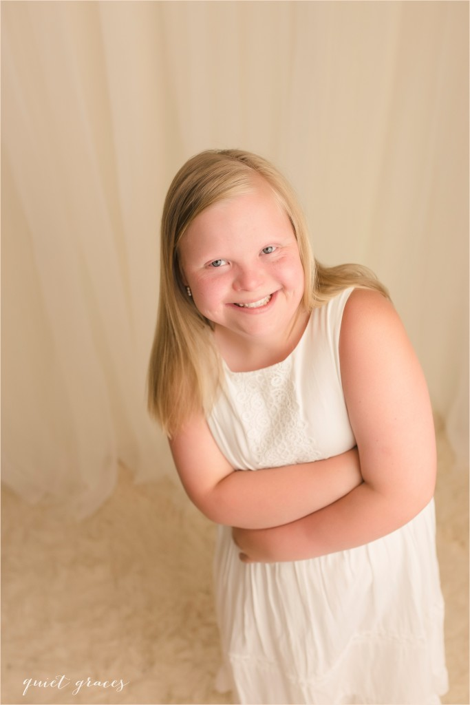 Greenville SC Child Tween Photographer