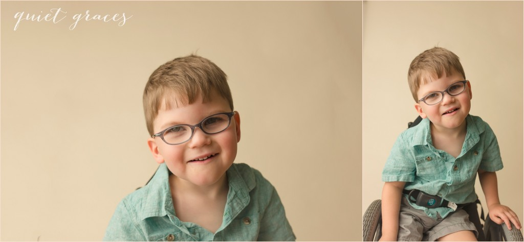Special needs child photographer Greenville SC