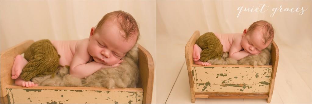 Older Newborn Photos Simpsonville SC