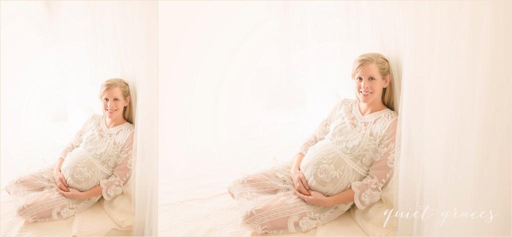 SImpsonville Maternity Photographer