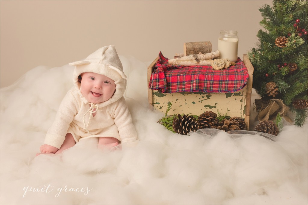 Child Christmas Mini Sessions Greenville