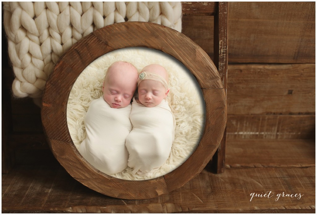 Preemie Twin Newborn Photos Greenville SC