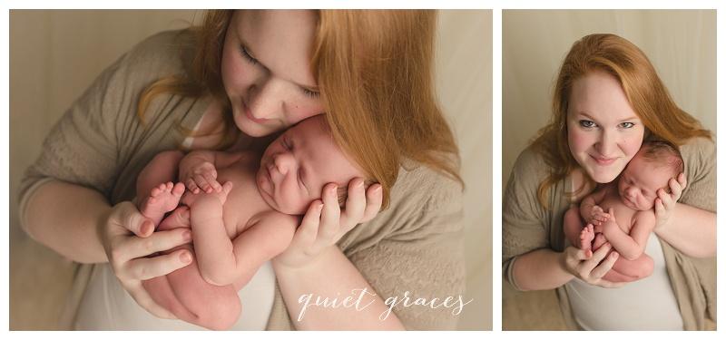 Mama Baby Newborn Photos Greenville SC