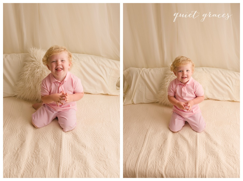 Studio Child Photographer Simpsonville SC