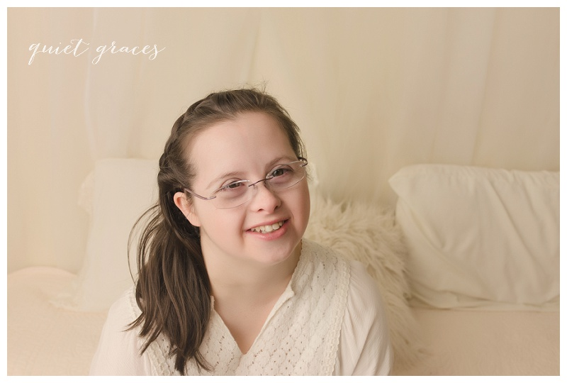 Down Syndrome Photographer