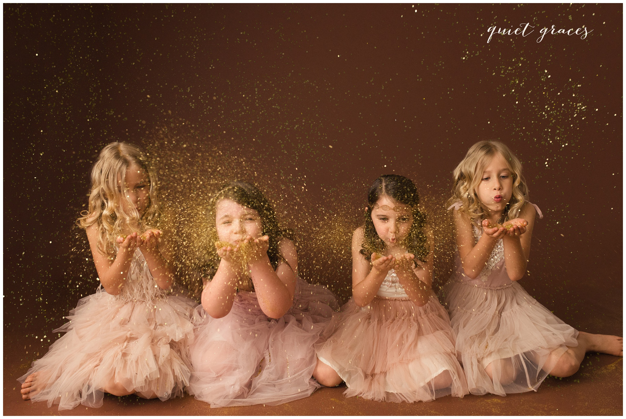 Glitter Mini Session Pictures Simpsonville SC