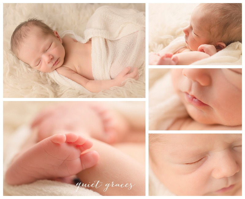 Newborn Baby Detail Photos Greer SC