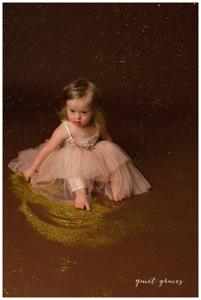Glitter Mini Session Greenville SC