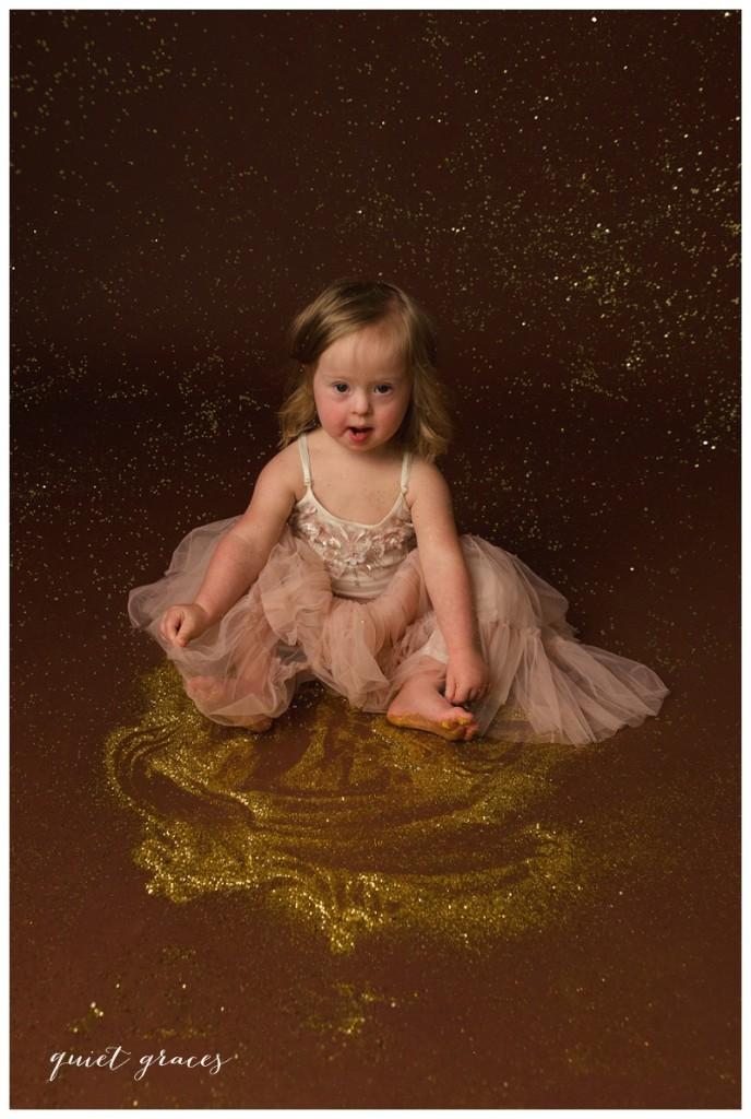 Glitter Prince Portraits Greenville SC