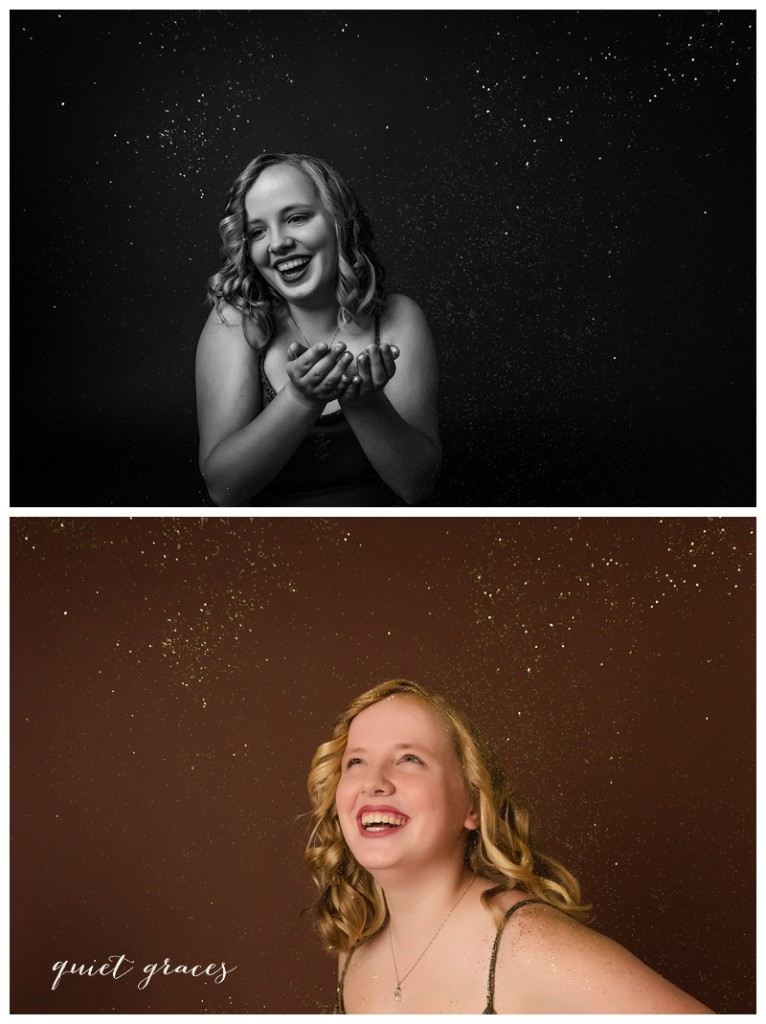 Glitter Mini Session Simpsonville