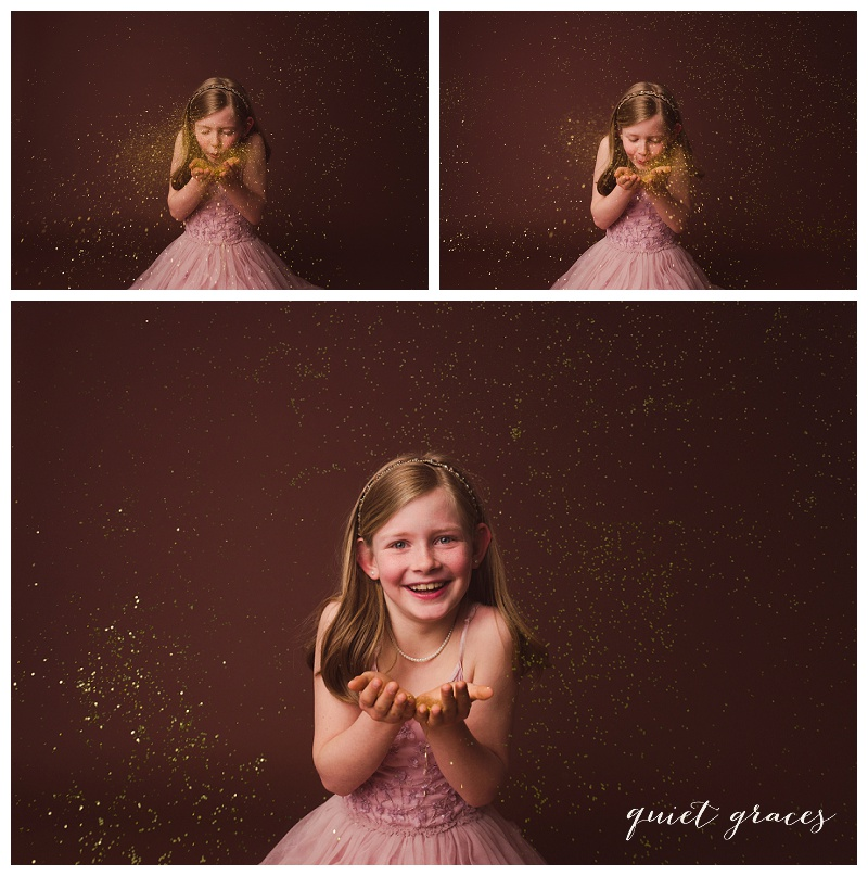 South Carolina Glitter Child Pictures