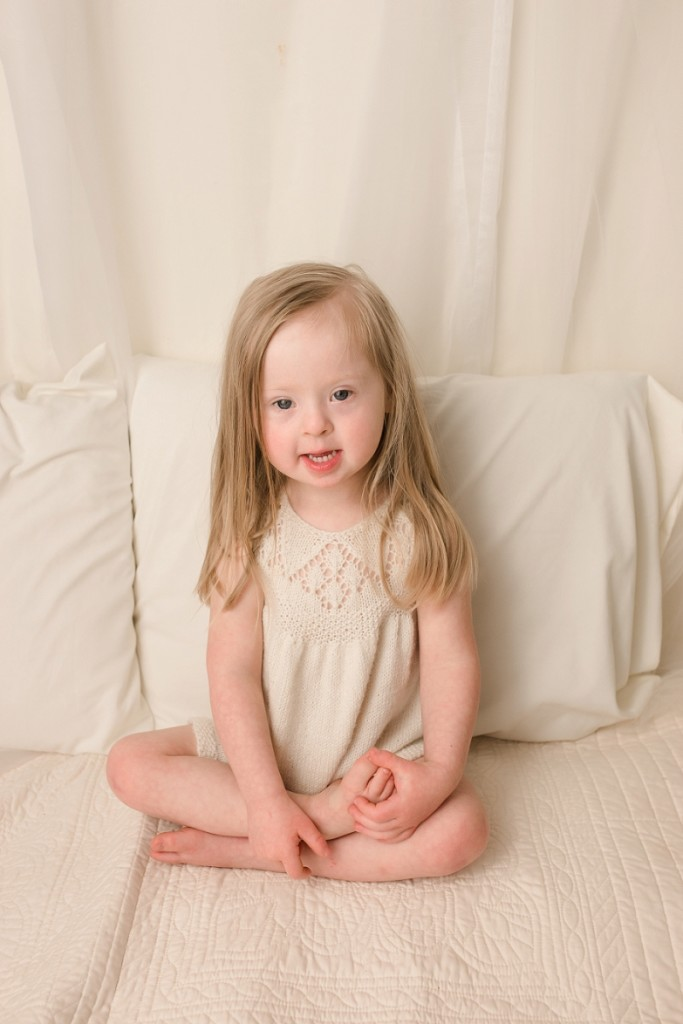 Greenville, SC Down Syndrome Mini Sessions