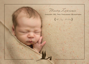 Timeless Natural Emotional Newborn Baby Photography