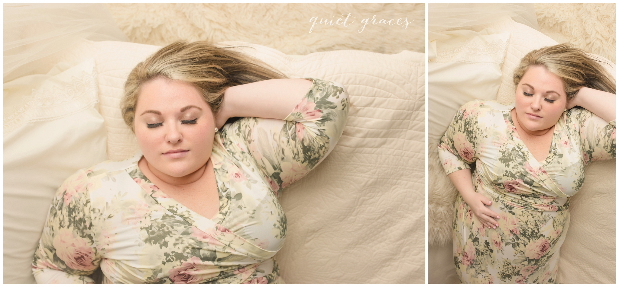 Greer Maternity Photographer Studio Stylist