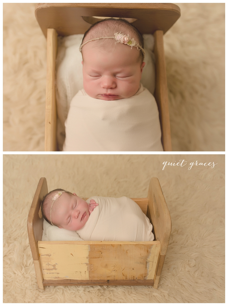 Simpsonville Studio Photographer Baby Newborn Child