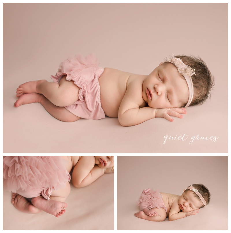 Greer Newborn Photographer