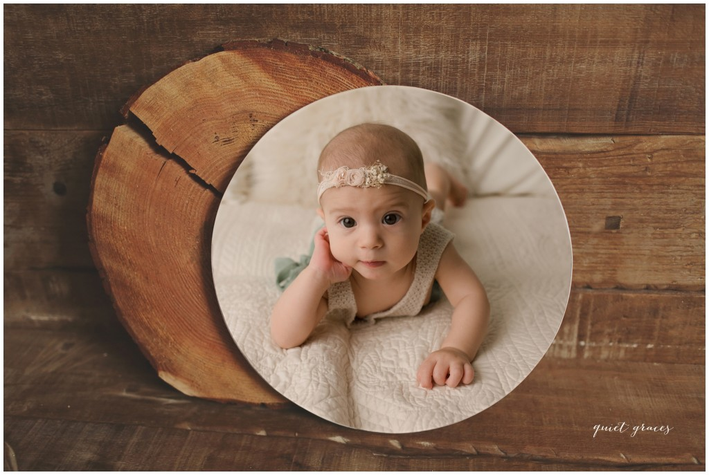 Circle Photo Print Product Greenville SC