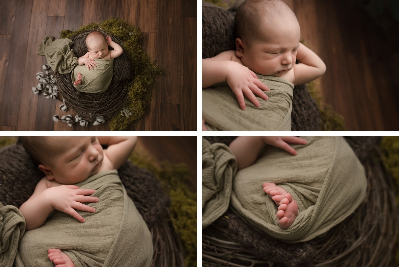 Simpsonville SC Natural Newborn Photographer
