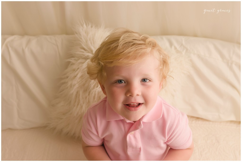 Greenville SC Studio Children's Photographer