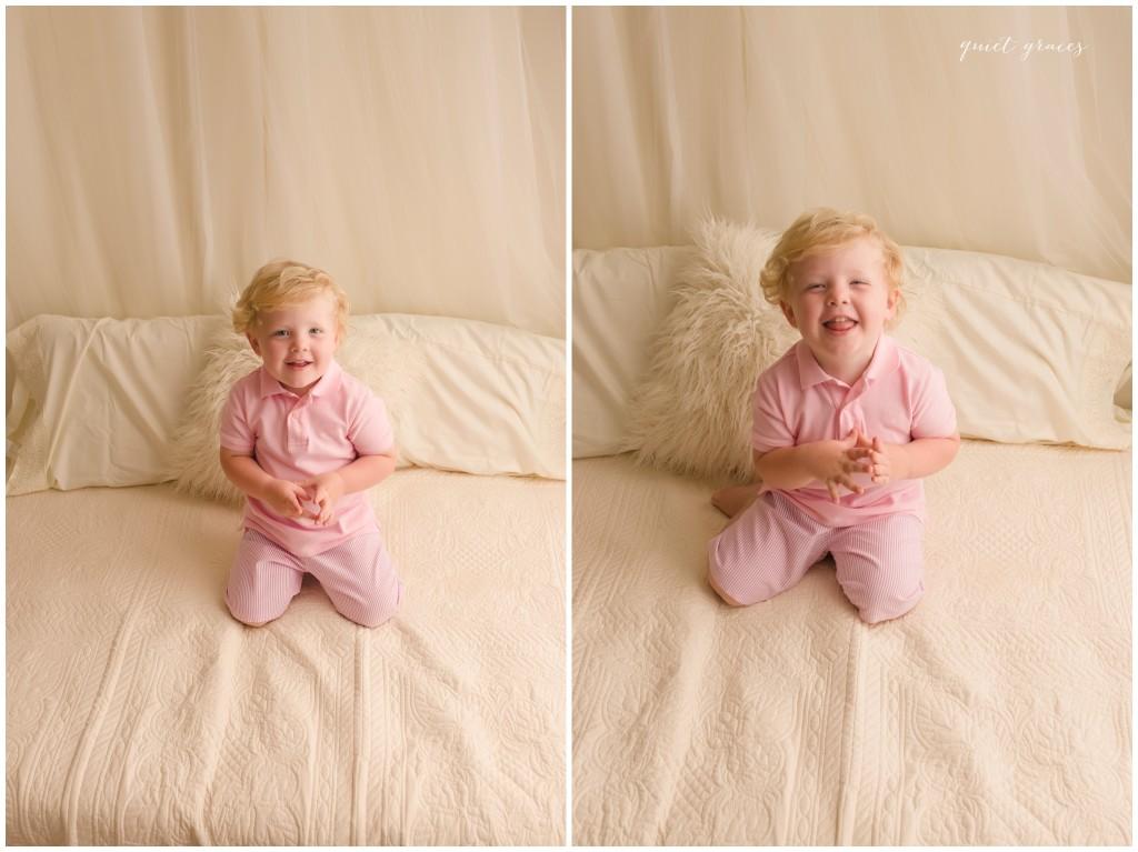 Studio Childrens Photographer Greer SC
