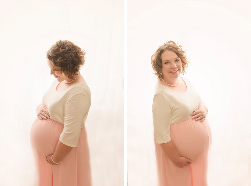 Dreamy Maternity Pictures Greenville SC