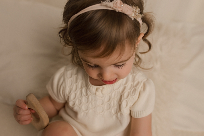 Timeless Emotional Child Studio Pictures Simpsonville SC