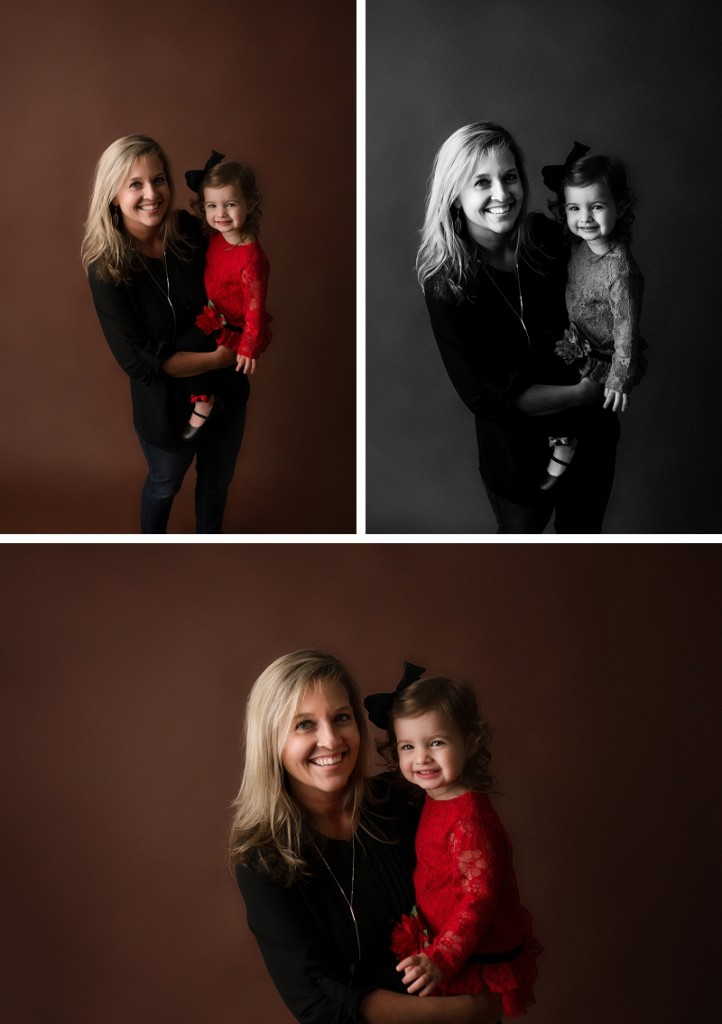 Greenville Christmas Card Pictures