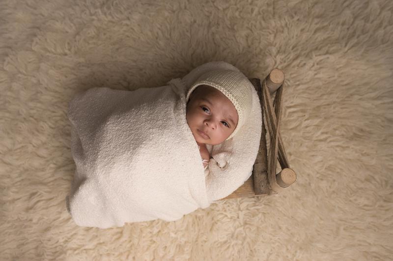 Older Newborn Baby Photographer Greenville SC