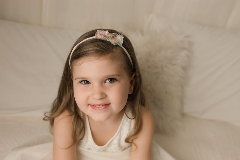 Greenville SC Studio Child Photographer