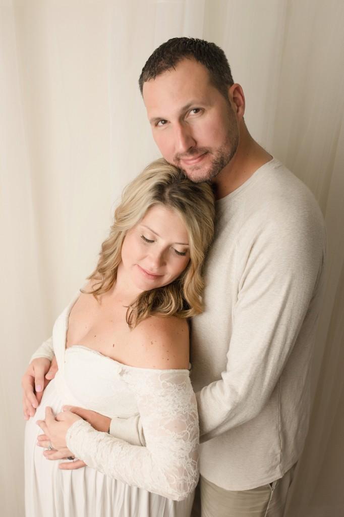 Studio Maternity Photographer Greer SC