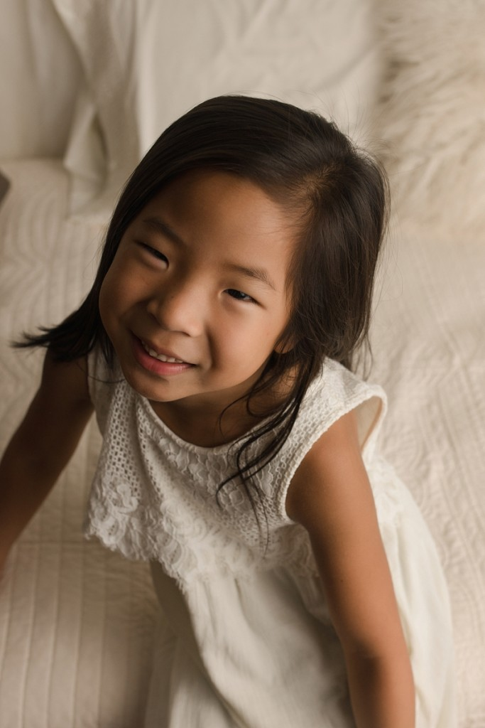 Child Cream Studio Portrait Greer SC